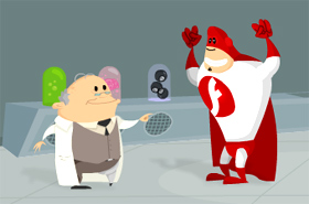 Flash 8 animation